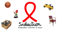 sidaction vide grenier